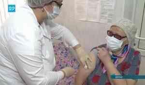 Вакцинация от COVID-19: в Архангельской области привили 737 человек