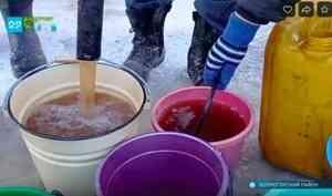 Водоснабжение деревни Рембуево восстановлено