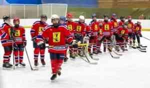 Хоккейный клуб «Архангельск» - победитель регионального этапа «Золотой шайбы»