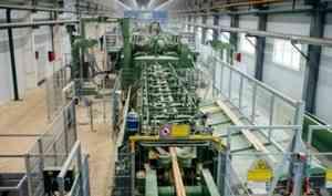 В 2020 году объем распиловки сырья на ЗАО «Лесозавод 25» превысил 2 млн кубометров