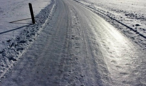 20 января в Архангельске и области прогнозируют гололёд