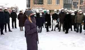 Северяне узнали о масштабных проектах строительства жилья Группы «Аквилон»