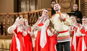 Артисты ансамбля «Дивованье»: «Мы живём в дивном доме русской песни»