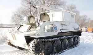 Во Владимирской области прошли учения по оказанию помощи пострадавшим в зимнее время