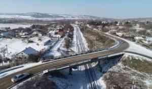 МЧС России мониторит ситуацию на крымских автодорогах с помощью беспилотников