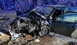 В Котласском районе в ДТП погибла женщина-водитель