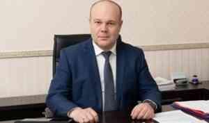 Виктор Иконников продолжит работу в правительстве Поморья в новой должности