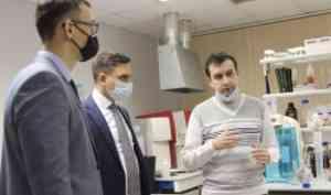 Делегация МГУТУ познакомилась с научным потенциалом САФУ