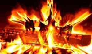 Пожилая жительница Мезенского района погибла при пожаре в своем доме