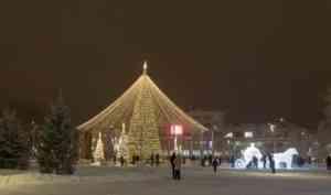 Проход на площадь Ленина в Архангельске 23 января будет ограничен