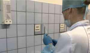 В Архангельской области от коронавируса привито 1550 человек