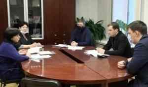 Перекладку водопровода в Рембуево завершат к середине марта