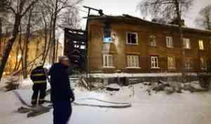 По факту очередного пожара в переулке Водников ведутся следственные мероприятия