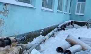 Водопровод в деревне Рембуево планируют заменить к середине марта