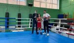 На ринге в Архангельске соревновались лучшие молодые боксеры региона