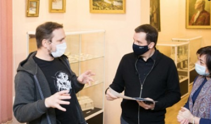 На родине Михаила Ломоносова продолжается подготовка к празднованию 310-летия со дня рождения великого ученого