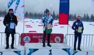 Лыжники Архангельской области завоевали две медали на первенстве Северо-Запада России