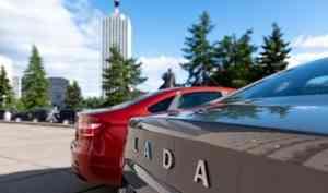 Покупатели отечественных машин смогут получить скидку в 10 процентов