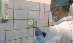 В Архангельской области от коронавируса привились более 1200 человек