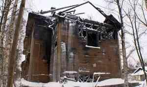 Очевидцы пожара в переулке Водников свидетельствуют о поджоге