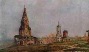 Нацпроект «Культура»: мультимедиагид Северодвинского городского музея представляет онлайн-выставку живописи