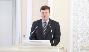 Первым главой Вилегодского муниципального округа стал Алексей Аксенов
