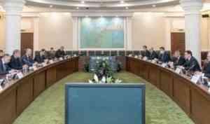 Правительство Архангельской области и АФК «Система» договорились о сотрудничестве в лесной отрасли