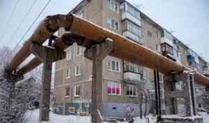 Жители Северного округа в Архангельске на целый день останутся без отопления