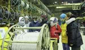 Северодвинская «Арктика» предлагает учащимся детского технопарка решить инженерные задачи предприятия