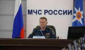 При реагировании на ЧС в Сибирском федеральном округе силами РСЧС спасено более 8 тыс. человек в 2020 году