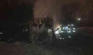 Владелец сгоревшей в Архангельске АГЗС игнорировал требования пожнадзора
