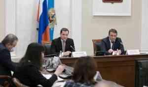 Глава Росрыболовства считает перспективным проект Архангельского центра комплексного обслуживания судов