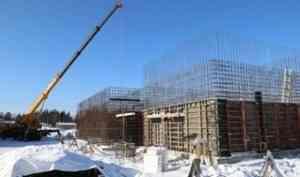 Реконструкция очистных сооружений в поселке Октябрьский Устьянского района должна быть завершена в этом году