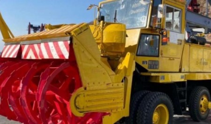 Из Владивостока в Архангельск прибудет супермашина для чистки снега