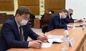 Имя нового главы Новодвинска будет известно через неделю