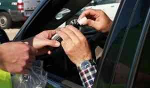 За пять дней полицейские остановили 93 пьяных водителя в Поморье