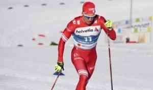 Александр Большунов вошёл в четвёрку сильнейших на чемпионате мира по лыжным гонкам