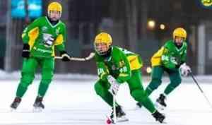 В Архангельске пройдут игры первенства России по хоккею с мячом среди юниоров