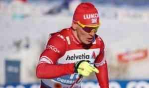 Лыжник Александр Большунов впервые выиграл чемпионат мира