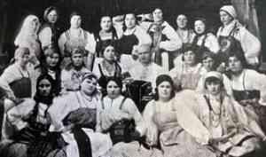 История Северного хора: «Есть сказочный край на Руси»