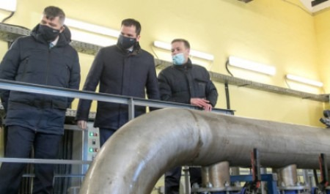 В Архангельске решен вопрос обеспечения качественной водой жителей Северного округа