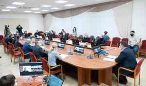 Контейнеры новые, проблемы старые: вправительстве Архангельской области обсудили судьбу раздельного сбора мусора врегионе
