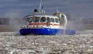 В Архангельске из-за подтоплений организована перевозка жителей Кегострова