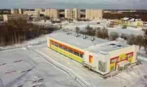 В новый физкультурно-оздоровительный комплекс юных спортсменов Архангельска будет доставлять бесплатный автобус