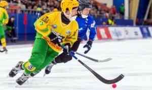 «Водник» одержал победу в первом матче четвертьфинальной серии с «Байкал-Энергией»