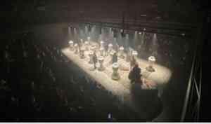 Архангельский молодежный театр успешно представил в Москве «Историю одного города»