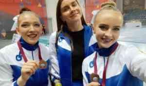 """Спортсменки команды САФУ """"Arctic team"""" заняли 3 место в фестивале «Восходящие звезды»"""