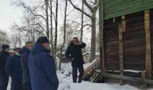 Минстрой России иправительство Архангельской области обсудили векторы взаимодействия