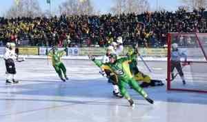 Разгромив «Байкал-Энергию» вАрхангельске, «Водник» вышел в½ плей-офф чемпионата России