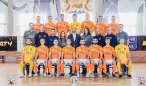 Архангельский мини-футбольный клуб «Северная Двина» объявил обугрозе закрытия